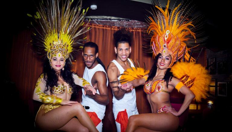 """Впервые на фестивале """"Erots"""" – кубинские танцы"""