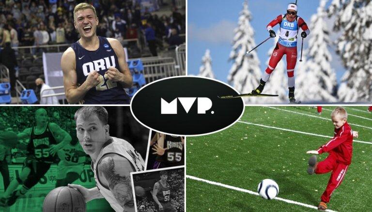 'MVP': Bendikas ambīcijas, Lāča tvēriens un nāve sporta arēnā
