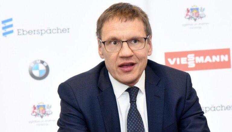 LIAA darbinieki nav iesaistīti apjomīgajā Eiropas fondu naudas izkrāpšanā, uzsver Ozols