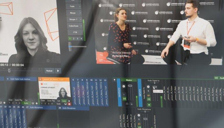 'eCom360' konference klātienē pārcelta uz oktobri; e-komercijas interesentus aicina uz digitālu bezmaksas tiešsaistes semināru