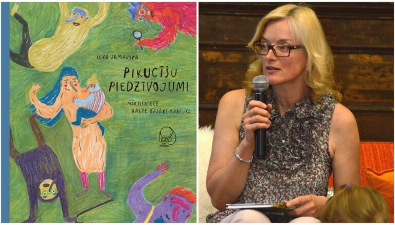 'Pikucīšu piedzīvojumi' aizsāk jaunu grāmatu sēriju bērniem