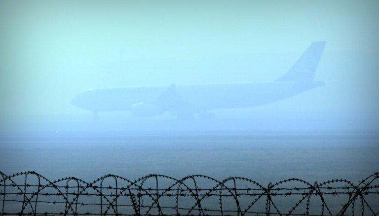 Septiņas pazudušas un nekad neatrastas pasažieru lidmašīnas