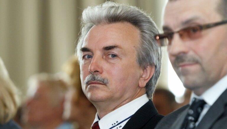 Februārī Saeimā vislielāko atalgojumu saņēmis Gunārs Kūtris