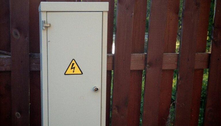 Daugavpilī traucēta elektroapgāde 4800 iedzīvotājiem