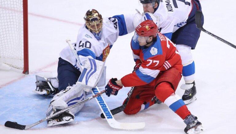 ВИДЕО: Сборная России обыграла финнов, впереди полуфинал с Канадой