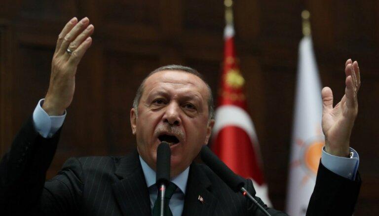 Эрдоган пригрозил США закрыть доступ на две военные базы