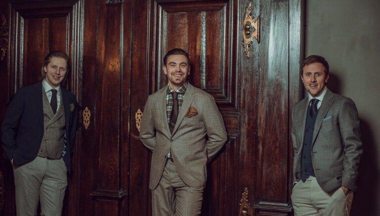 'Xylem Trio' aicina uz 'Šampanieša mūziku' Dzintaru koncertzālē