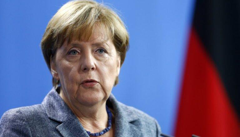 Меркель: скандал с Volkswagen не отразится на репутации Германии