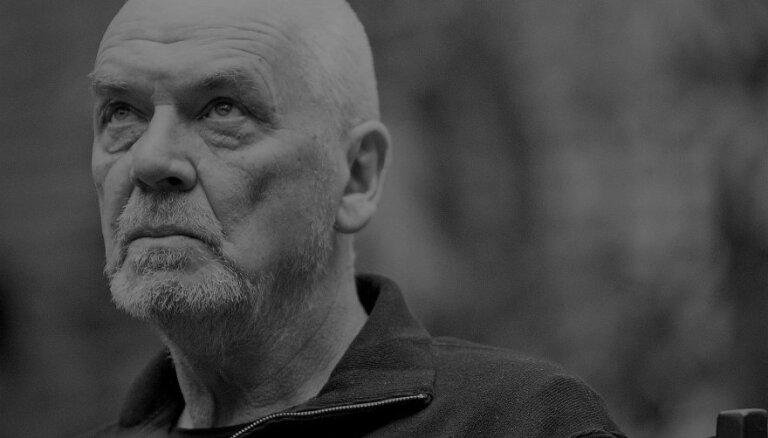 Mūžībā devies izcilais lietuviešu režisors Eimunts Ņekrošus