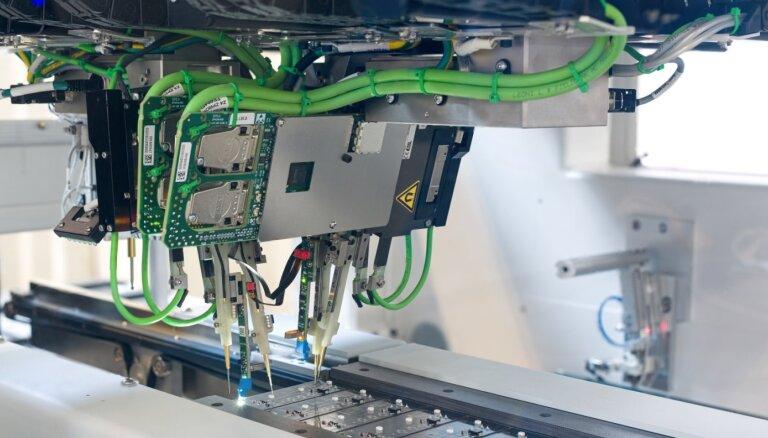 Ražo elektroniku pasaulē pazīstamiem auto zīmoliem