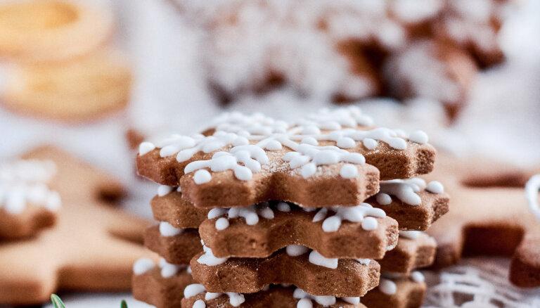 Простой рецепт полезных пипаркукас с пониженным содержанием сахара