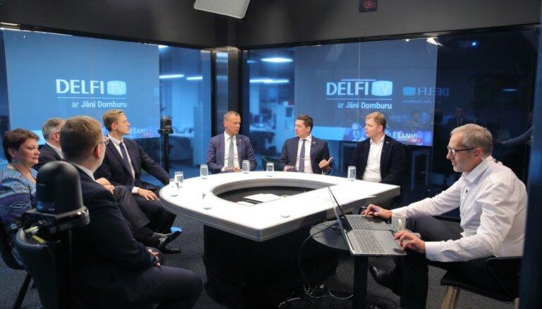 Video: Plāns B un ceļš uz stabilu valdību – politiķi vērtē sasniegto un darāmo