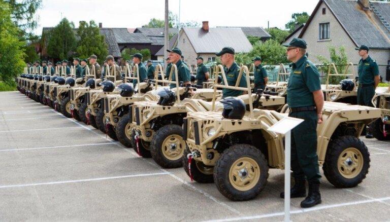 Pāvesta vizītes Latvijā laikā robežkontroli neatjaunos