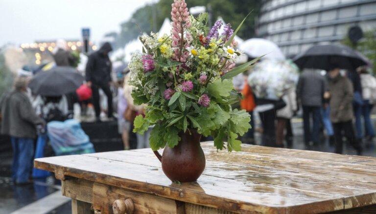 В центре Риги начнутся крупномасштабные мероприятия праздника Лиго