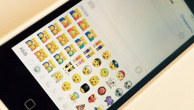 Viedierīcēs būs pieejams elektroauto 'emoji'
