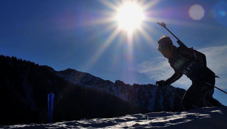 Latvijas biatlonistiem pieticīgi rezultāti IBU kausa un Pasaules junioru kausa sacensībās