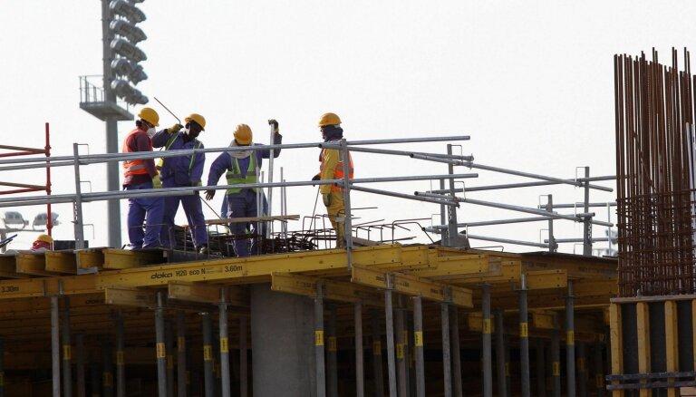 2022. gada Pasaules kausa stadionu celtniecībā bojā gājuši 1400 nepāliešu