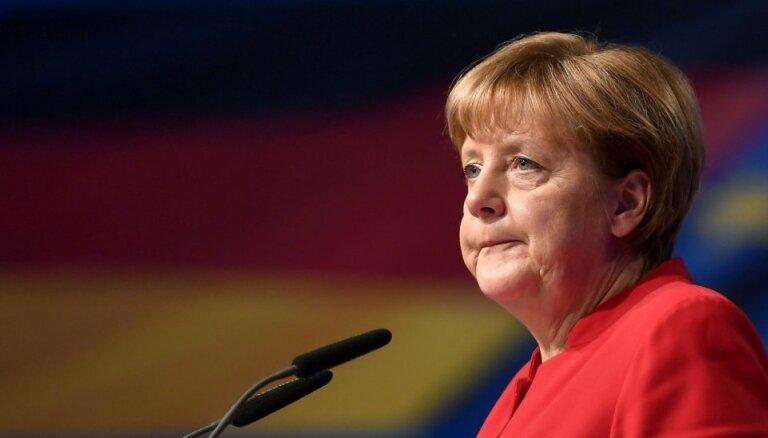 Saksijas-Anhaltes sociāldemokrāti noraida 'lielo koalīciju'