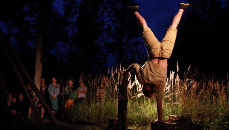 Foto: Aknīstes Susējā sācies alternatīvās kamermūzikas festivāls 'Sansusī'