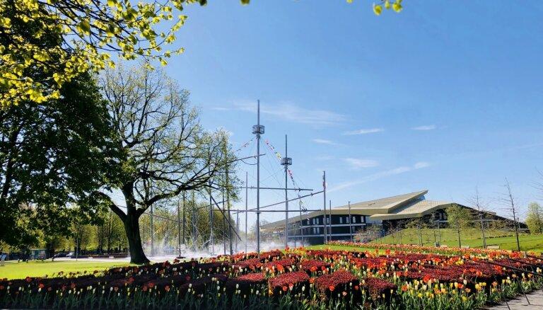 Ventspils koncertzāli 'Latvija' atklās jūlija beigās