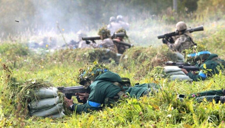 Trīs gados izstrādās jaunu pārtikas komplektu Latvijas karavīriem, vēsta LNT