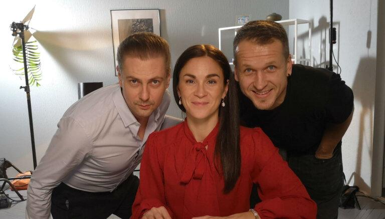 Latvijas TV skatītāji tiks iepriecināti ar diviem jauniem pašmāju komēdijseriāliem