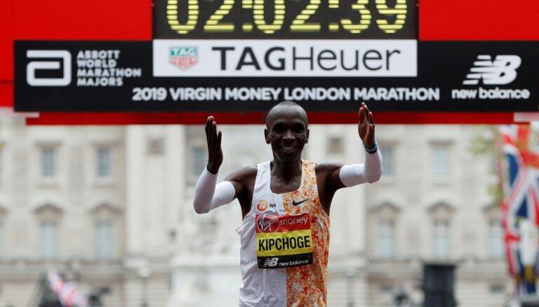 Londonas maratons tagad var būt paredzēts tikai elites skrējējiem