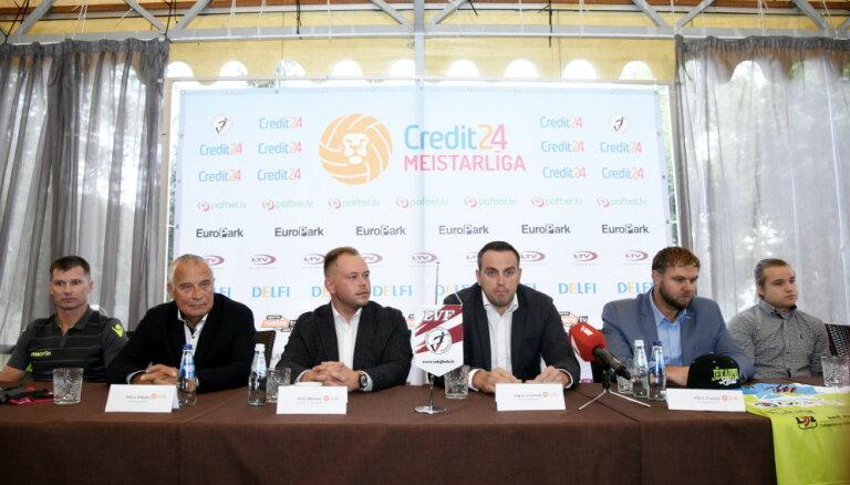 Baltijas volejbola meistarlīgā šosezon nepiedalīsies Lietuvas komandas
