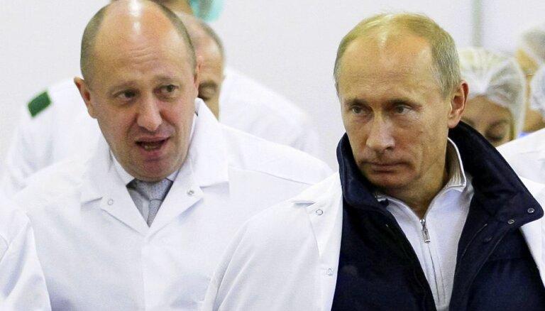 Раскрыты неизвестные детали молодости друга и повара Путина