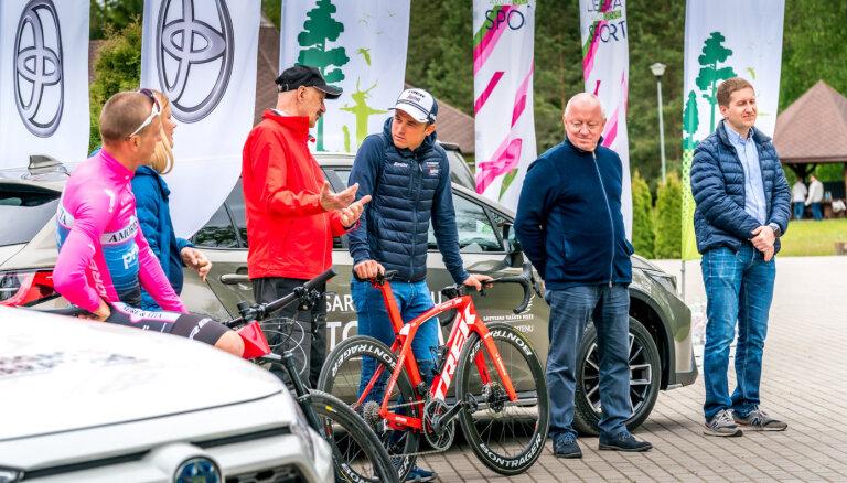 Latvijas valsts mežu MTB maratonā risināsies individuālie braucieni