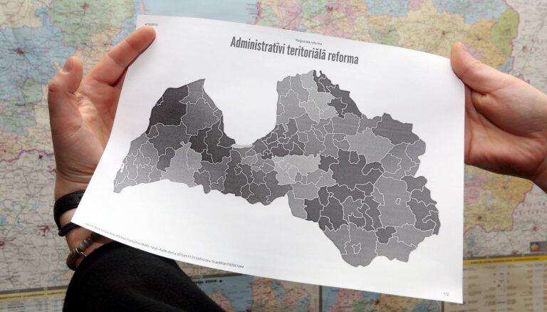 Līvānu novada Sutru pagasta iedzīvotāji grib pievienoties Preiļu novadam