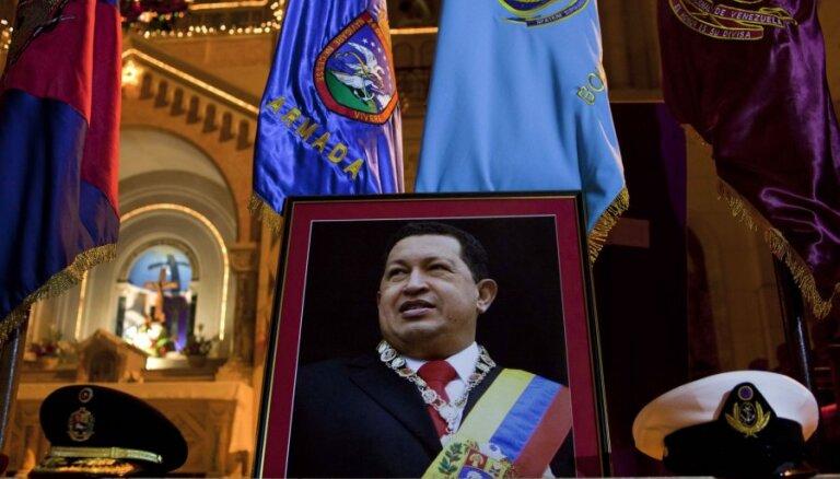 Власти Венесуэлы: лечение Чавеса вошло в новую фазу