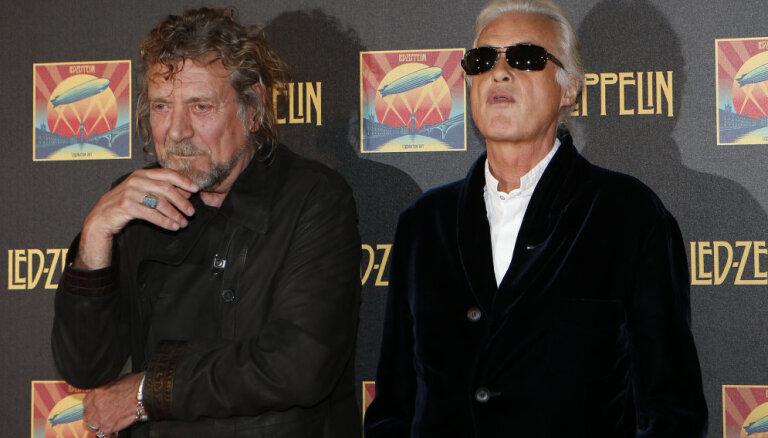 'Led Zeppelin' dalībnieki lūdz izbeigt 'Stairway to Heaven' plaģiātisma lietu