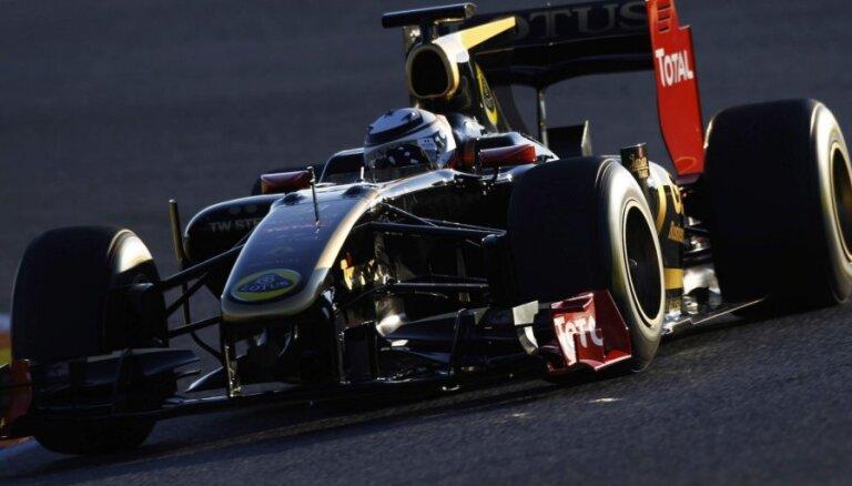 Jaunās F-1 sezonas pirmajā posmā Melburnā uzvar Raikonens
