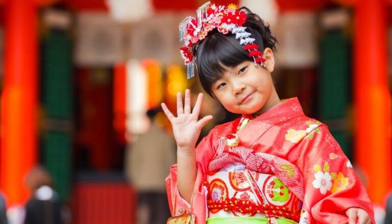 Mammas no Japānas dalās dzīvesgudros noslēpumos par bērnu audzināšanu