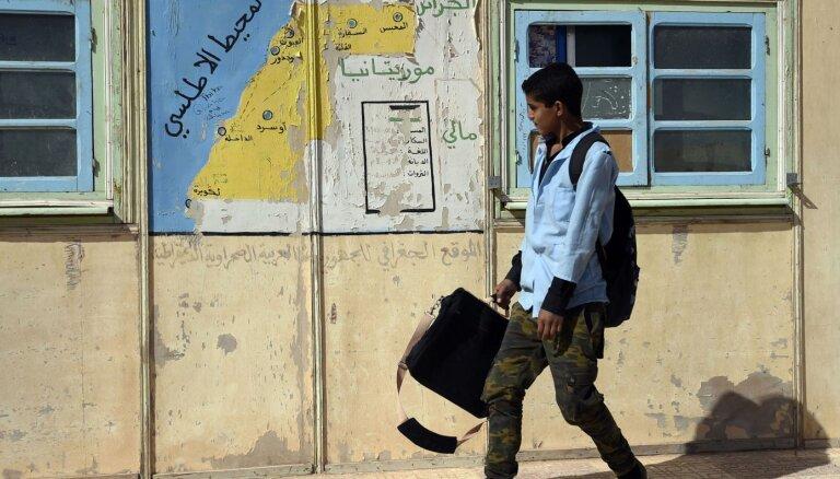 Izraēla mudinot ASV atvērt konsulātu Marokas okupētajā Rietumsahārā