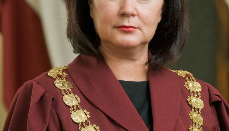 Atceltie un grozītie spriedumi. Bažām nav pamata, norāda Rīgas apgabaltiesas priekšsēdētāja