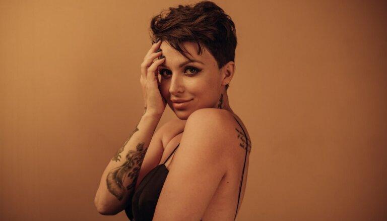 'X Faktora' uzvarētājai Elīnai Gluzunovai jauna dziesma