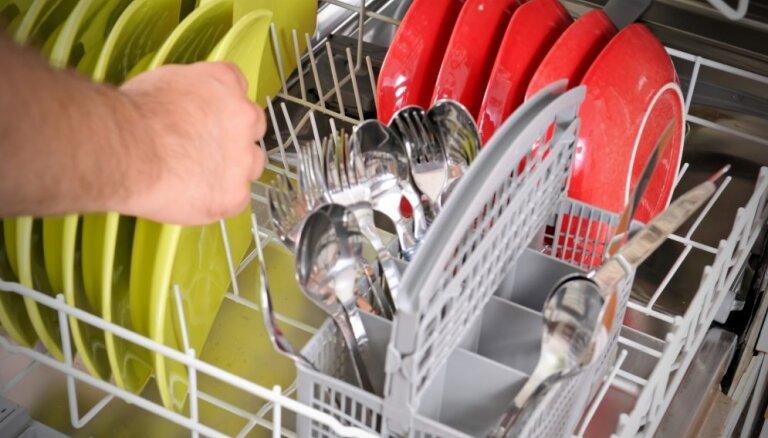 Trauki, kurus nav ieteicams mazgāt trauku mazgājamā mašīnā
