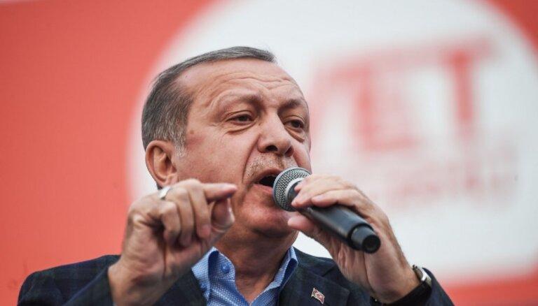 Turcijas prezidents nosoda Kataras izolēšanu