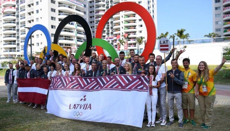 Šogad valsts budžeta naudu nav saņēmuši trīs olimpieši; citiem atvēlēti vairāk nekā 50 000 eiro