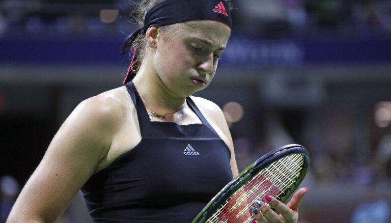 Остапенко потерпела второе поражение на старте сезона, Севастова тоже проиграла