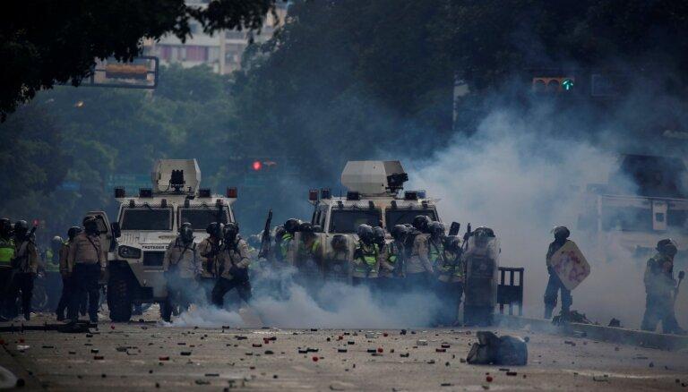 В Венесуэле задержан близкий соратник Гуайдо