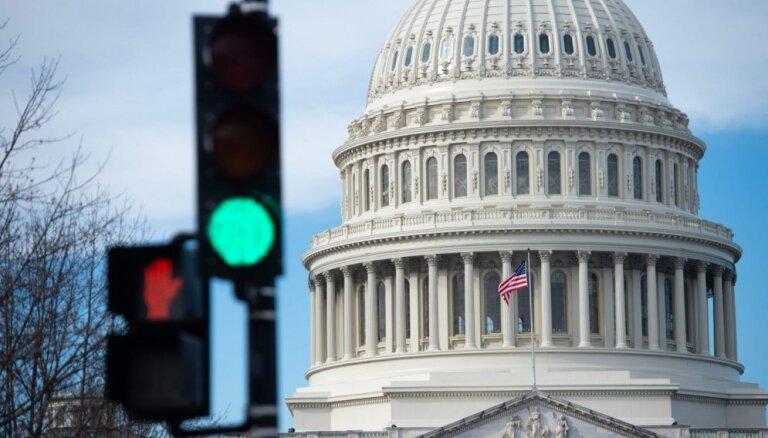 ASV Kongress pieņem rezolūciju izbeigt atbalstu Saūda Arābijas karam Jemenā