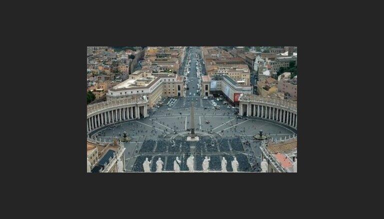 В Ватикане запрещено пользоваться платежными картами