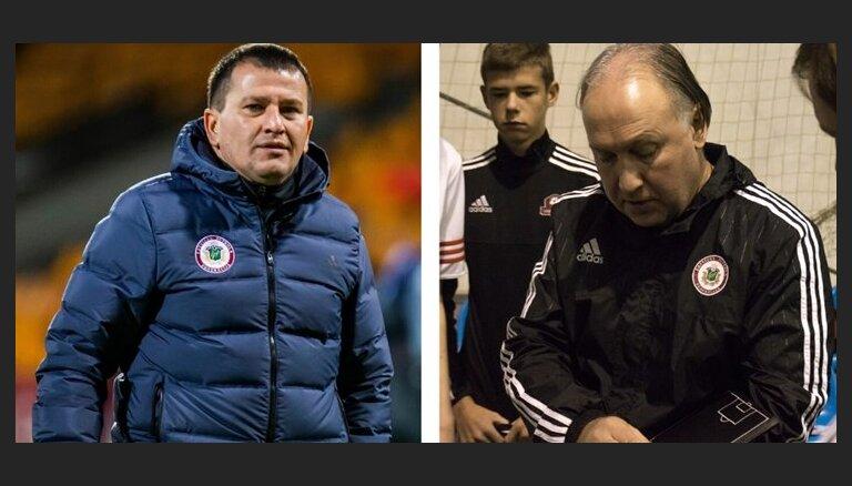 Latvijas jauniešu futbola izlases vadīs pašmāju speciālisti