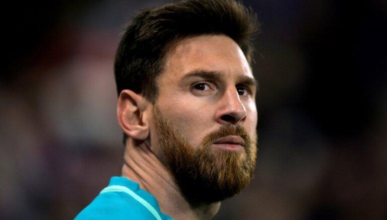 'Barcelona' līdz 2021. gadam pagarina līgumu ar Mesi