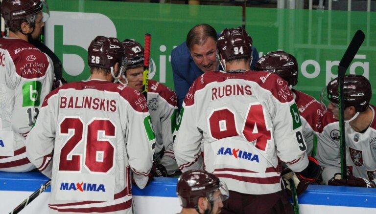 Koziols: publiskotos sarakstus veidoja IIHF, NHL un NHLPA