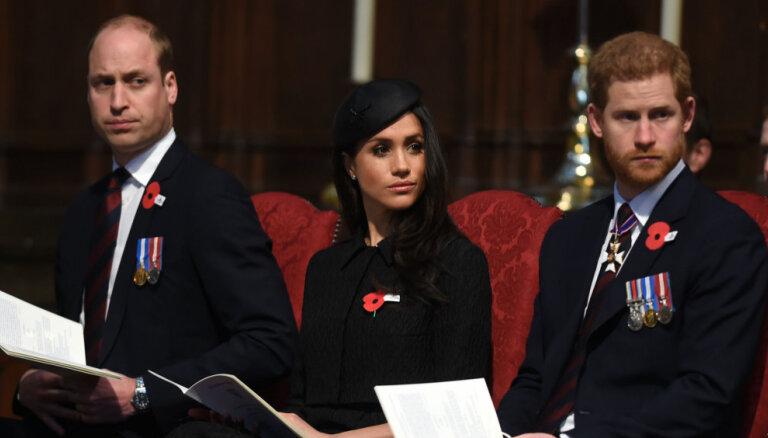 """Тайный план. Принц Уильям считает, что Меган Маркл """"похитила"""" его брата"""