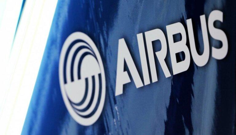 Китай закупит у Airbus 300 самолетов на 30 млрд евро